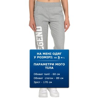 Капри Anta Knit 3/4 Pants - фото 6