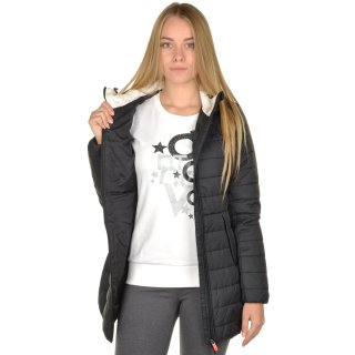 Куртка Anta Mid-Long Padded Jacket - фото 6