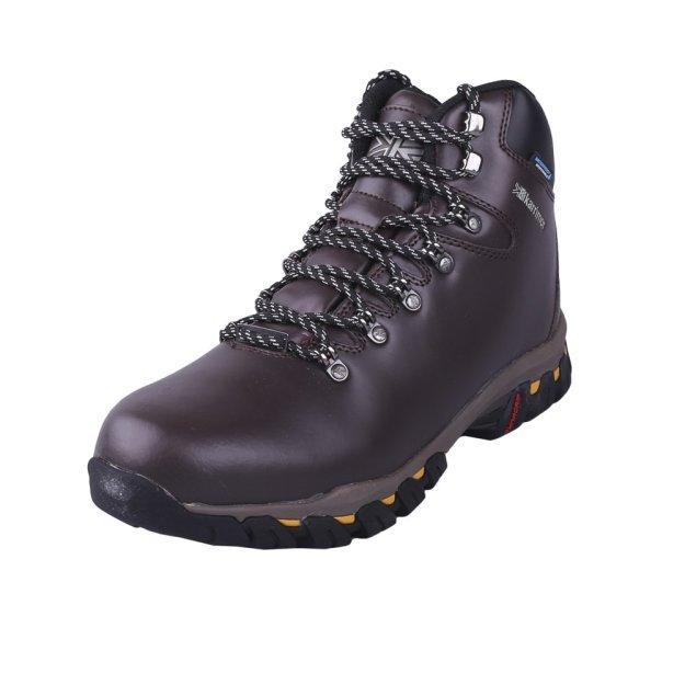 Ботинки Karrimor Mendip Leather Ii Weathertite - фото