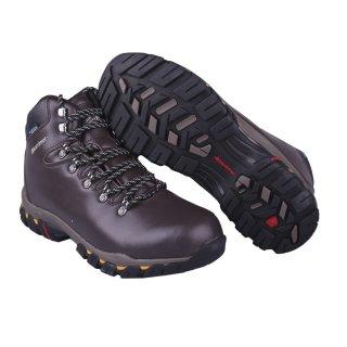 Ботинки Karrimor Mendip Leather Ii Weathertite - фото 2