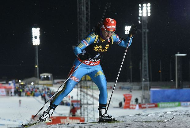 Збірна України завоювала бронзу в естафеті на етапі Кубка світу