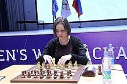 Мария Музычук стала чемпионкой мира по шахматам - фото