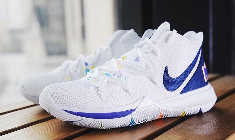 Nike выпустил первые баскетбольные кроссовки новой линейки «Have a Nike Day» - фото