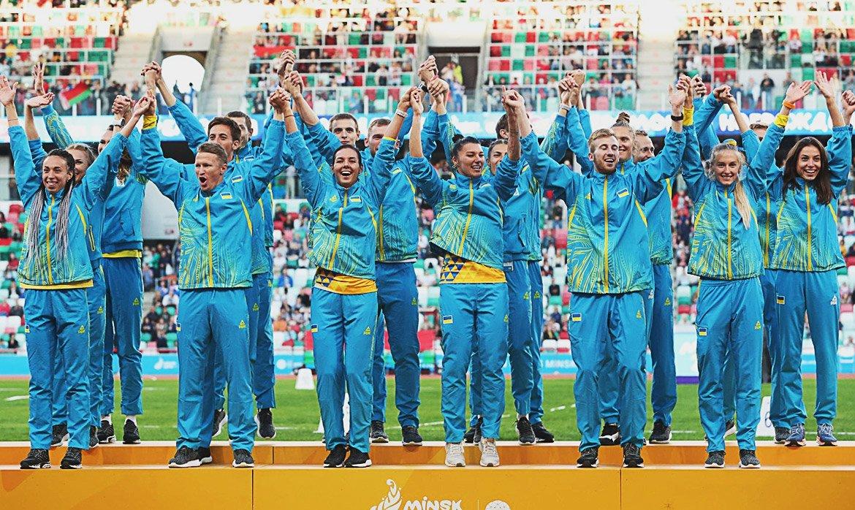 Украинцы на Европейских играх - 2019 - фото