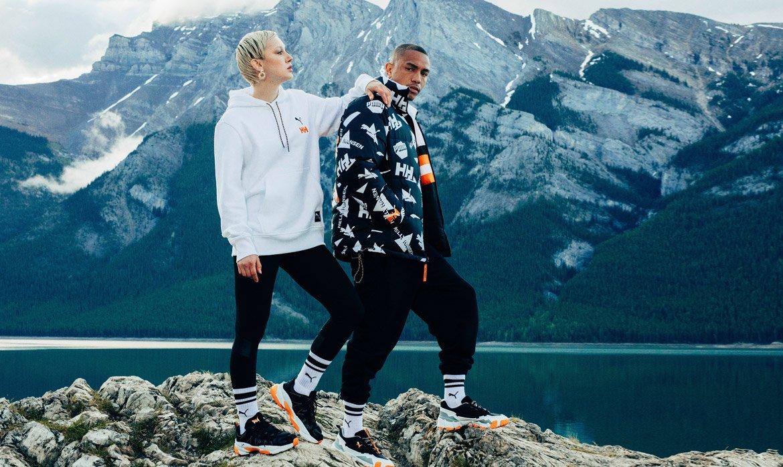 Puma и Helly Hansen выпустили совместную коллекцию - фото