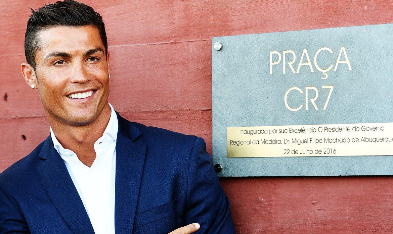 Роналду отдаст свои отели под размещение больных коронавирусом
