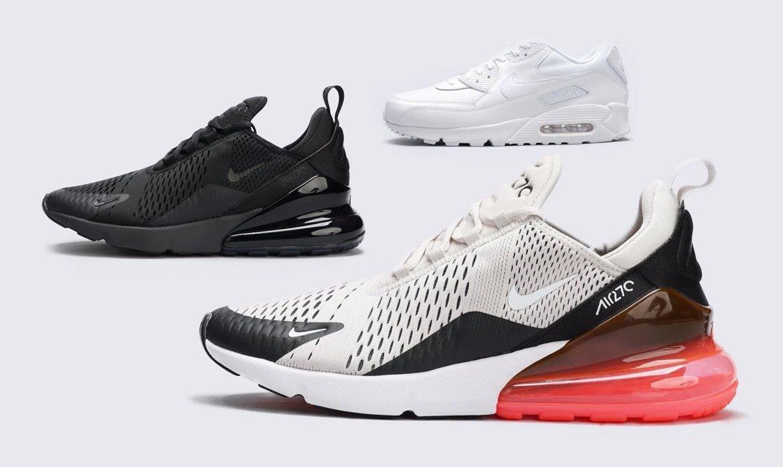 Технологія Nike Air Max - фото