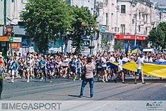 Вінниця біжить... і MEGASPORT біжить - фото