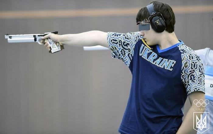 "Украинцы настреляли на ""золото"" на Чемпионате Мира"