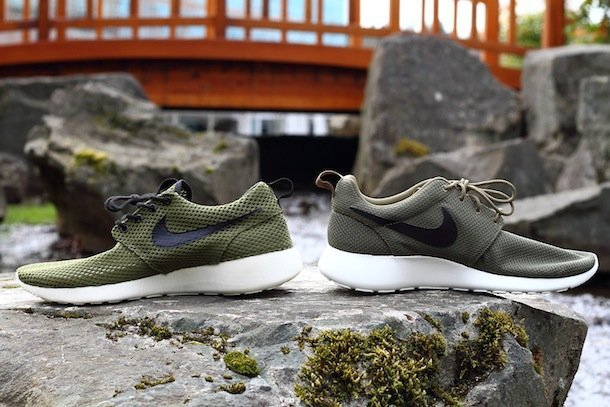 Nike Roshe Run - фото