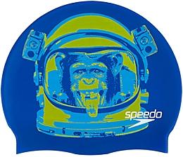 Шапочка для плавання Speedo Slogan Print Cap - фото