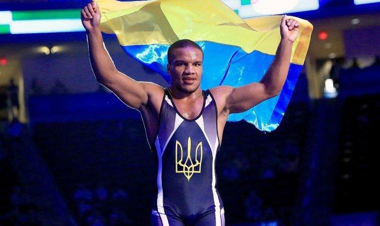 Жан Беленюк - чемпіон Європи з греко-римської боротьби 2019