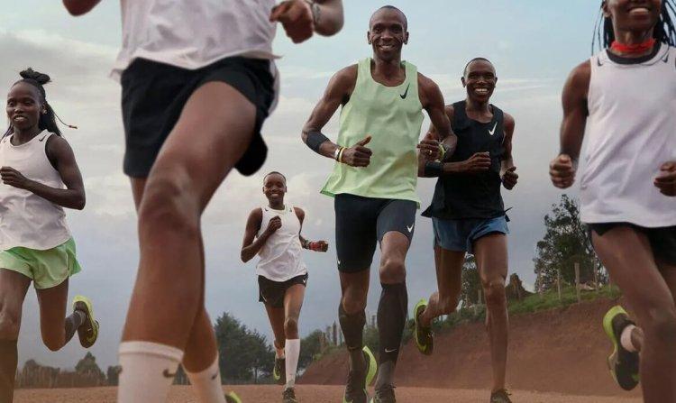 Высокотехнологичные кроссовки Nike Alphafly не попали под запрет на соревнованиях
