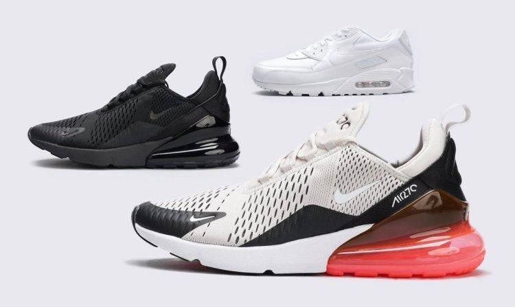 Технология Nike Air Max