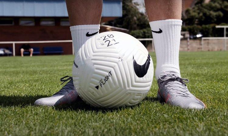 Nike представив новий м'яч на сезон 20/21