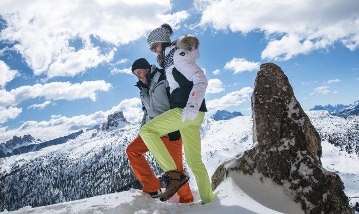 Одяг для зимових видів спорту та прогулянок