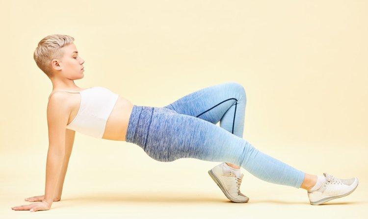 Обратная планка - упражнение, которое поможет укрепить все группы мышц