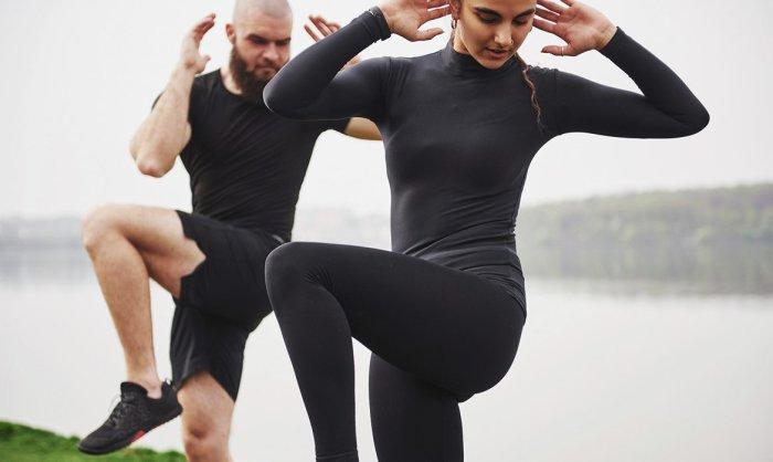 Кілька порад, як обрати лосини для заняття спортом