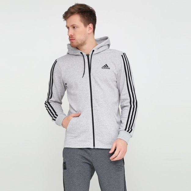 Кофта Adidas Mh 3s Fz Ft - MEGASPORT