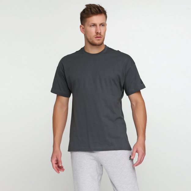 Футболка Adidas Mh Plain Tee - MEGASPORT