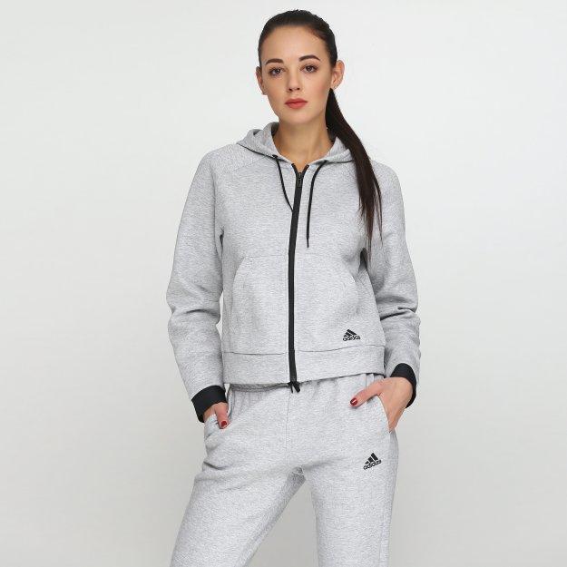 Кофта Adidas W Mh Hoodie - MEGASPORT