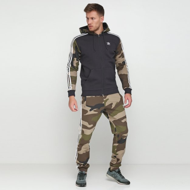 Спортивные штаны Adidas Camo Fleecepant - MEGASPORT