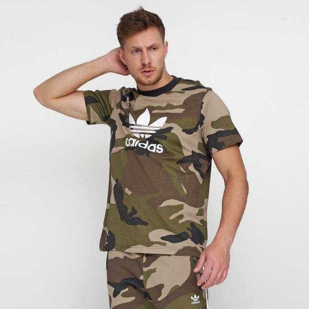 Футболка Adidas Camo Tee - MEGASPORT