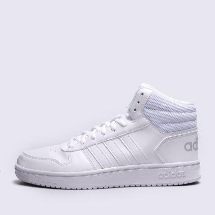 Кеды Adidas Hoops 2.0 Mid - 118386, фото 3 - интернет-магазин MEGASPORT