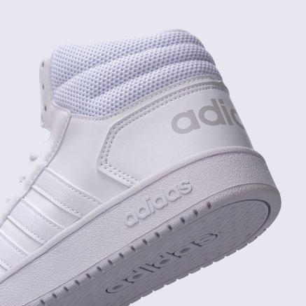 Кеды Adidas Hoops 2.0 Mid - 118386, фото 4 - интернет-магазин MEGASPORT
