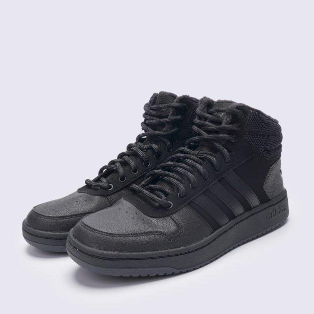 Кеди Adidas Hoops 2.0 Mid - MEGASPORT