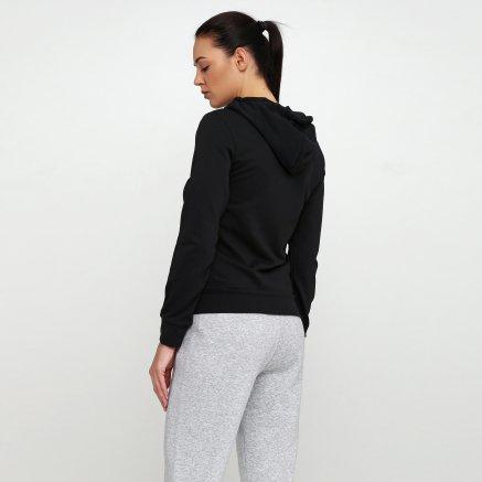 Кофта Adidas W E Pln Fz Hd - 118394, фото 3 - інтернет-магазин MEGASPORT