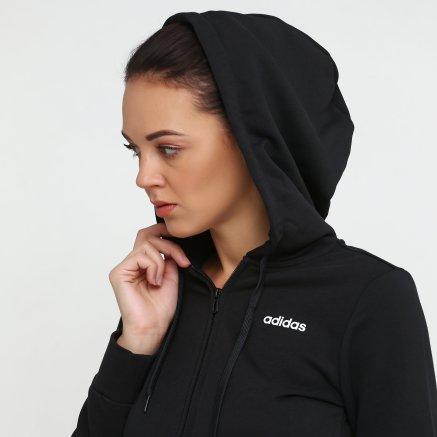 Кофта Adidas W E Pln Fz Hd - 118394, фото 5 - інтернет-магазин MEGASPORT