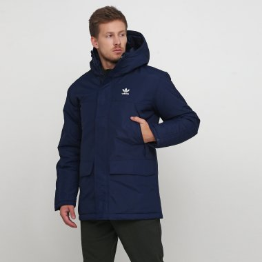 Куртки adidas Parka Padde - 118850, фото 1 - интернет-магазин MEGASPORT