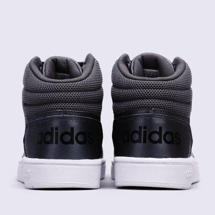Кеди Adidas Hoops 2.0 Mid - 118438, фото 3 - інтернет-магазин MEGASPORT