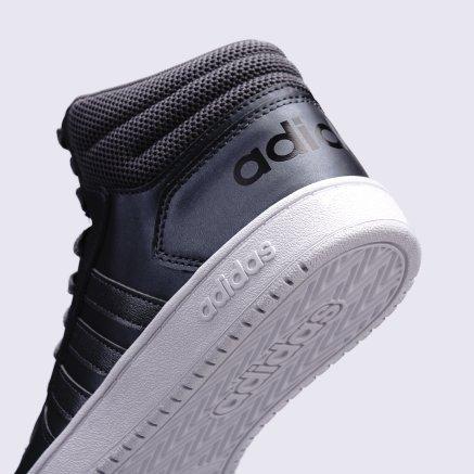 Кеди Adidas Hoops 2.0 Mid - 118438, фото 4 - інтернет-магазин MEGASPORT