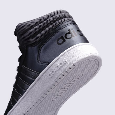 Кеды Adidas Hoops 2.0 Mid - 118438, фото 4 - интернет-магазин MEGASPORT