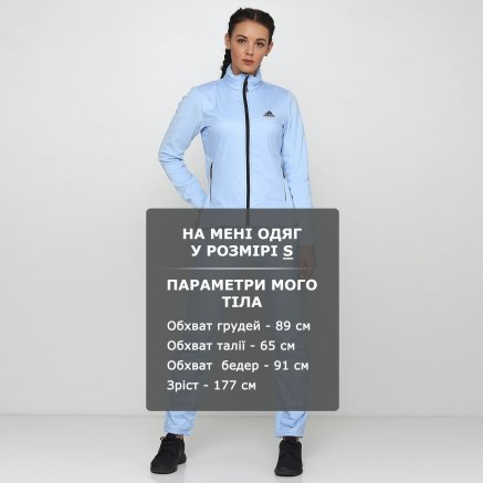 Спортивнi штани Adidas W Windfleece P - 118854, фото 6 - інтернет-магазин MEGASPORT