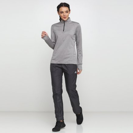 Спортивнi штани Adidas W Windfleece P - 118855, фото 1 - інтернет-магазин MEGASPORT