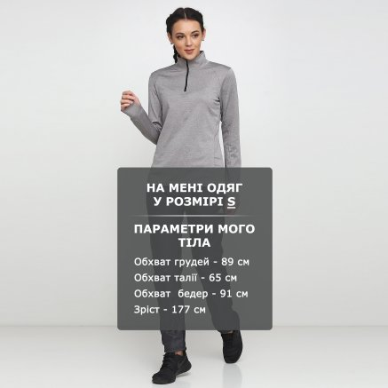 Спортивнi штани Adidas W Windfleece P - 118855, фото 6 - інтернет-магазин MEGASPORT