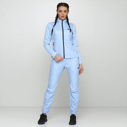 Кофта Adidas W Windfleece J - 118858, фото 2 - интернет-магазин MEGASPORT