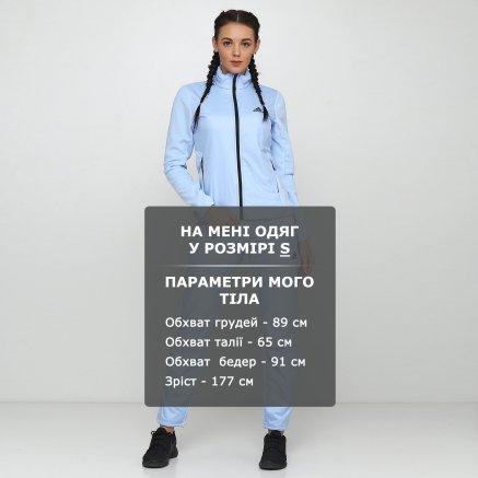 Кофта Adidas W Windfleece J - 118858, фото 6 - интернет-магазин MEGASPORT