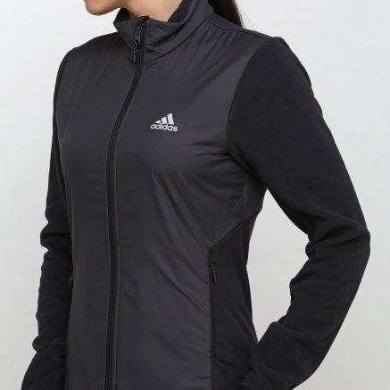 Кофта Adidas W Windfleece J - 118859, фото 4 - інтернет-магазин MEGASPORT