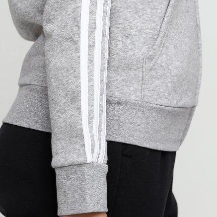 Кофта Adidas W E 3s Fz Hd Fl - 118862, фото 5 - інтернет-магазин MEGASPORT