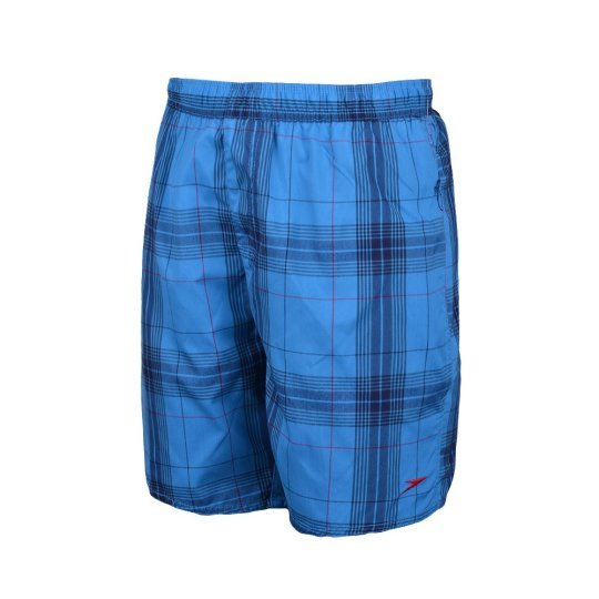 Шорти Speedo Yarn Dyed Check Leis 16 Watershort - фото