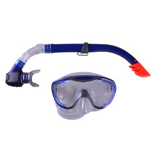Аксесуари для плавання Speedo Glide Mask & Snorkel Set - фото 1