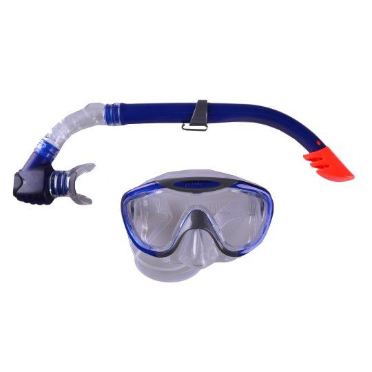 Аксесуари для плавання Speedo Glide Mask & Snorkel Set - фото