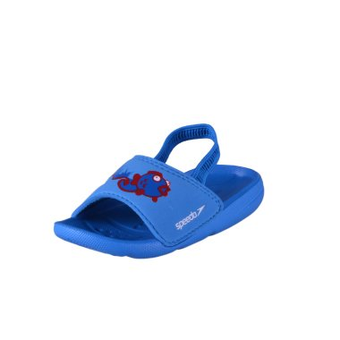Сандалии speedo Atami Sea Squad Slide Infant - 3652, фото 1 - интернет-магазин MEGASPORT