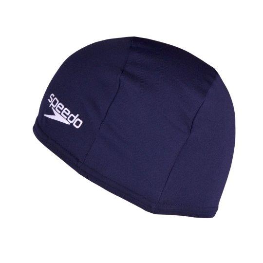 Шапочка для плавання Speedo Polyester Cap - фото