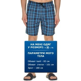 Шорти Speedo Yd Check Leisure 18 Ws - фото 6
