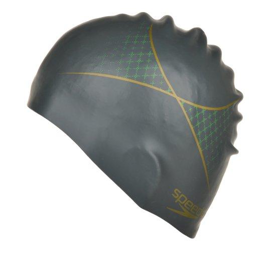 Шапочка для плавання Speedo Reversible Moud Sili Cap - фото